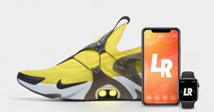 Умные кроссовки Nike Adapt Huarache