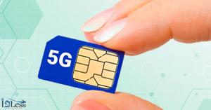 Первая в мире 5G SIM